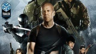 G.I. Joe Retaliation - Official Trailer 3 [HD]