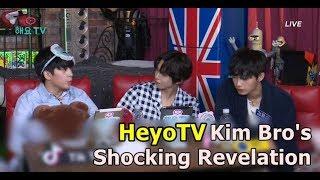 [ENG SUB] HeyoTV- Pocari Private Life - Kim bro's shocking revelation