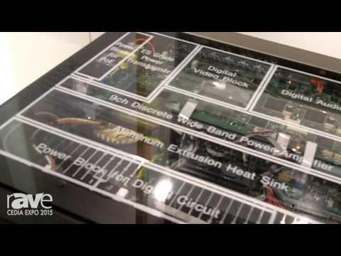 CEDIA 2015: Sony Intros the STR-ZA5000ES Controller 9.2ch ES 4K AV Receiver
