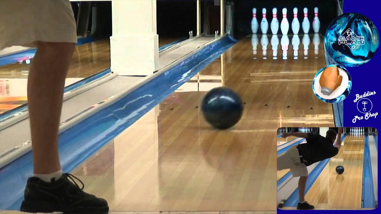 Ebonite Game Plan Bowling Ball
