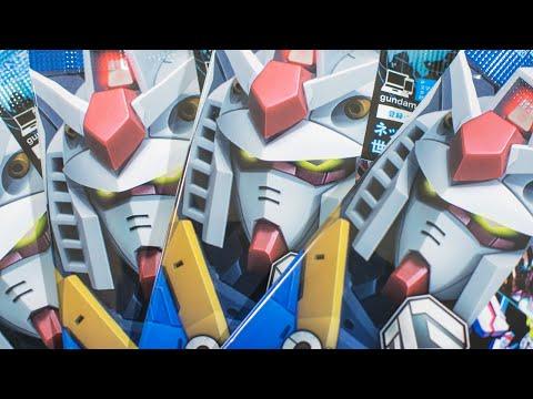 2回目!ガンダムデュエルカンパニーのリアルカードを開封!Gundam Duel Company リアルアンパンマン 動画