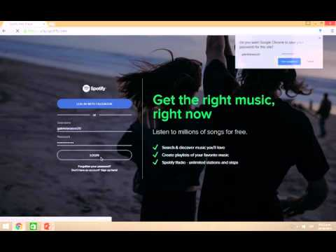 COMO UTILIZAR SPOTIFY WEB PLAYER