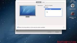 [Easy] Mac OS in fullscreen in VMware & VirtualBox - thewayur
