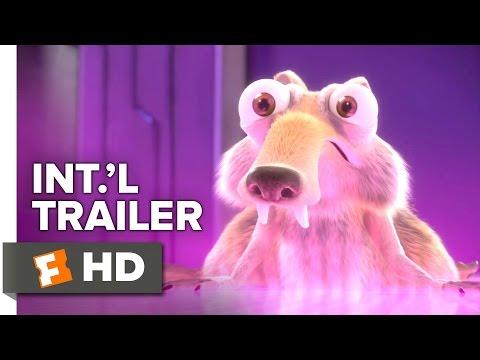 Ice Age: Collision Course Official International Trailer #2 (2016) - Ray Romano, Simon Pegg Movie HD