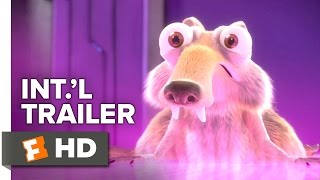 Ice Age: Collision Course Official International Trailer #2 (2016) - Ray Romano, Simon Pegg Movie HD