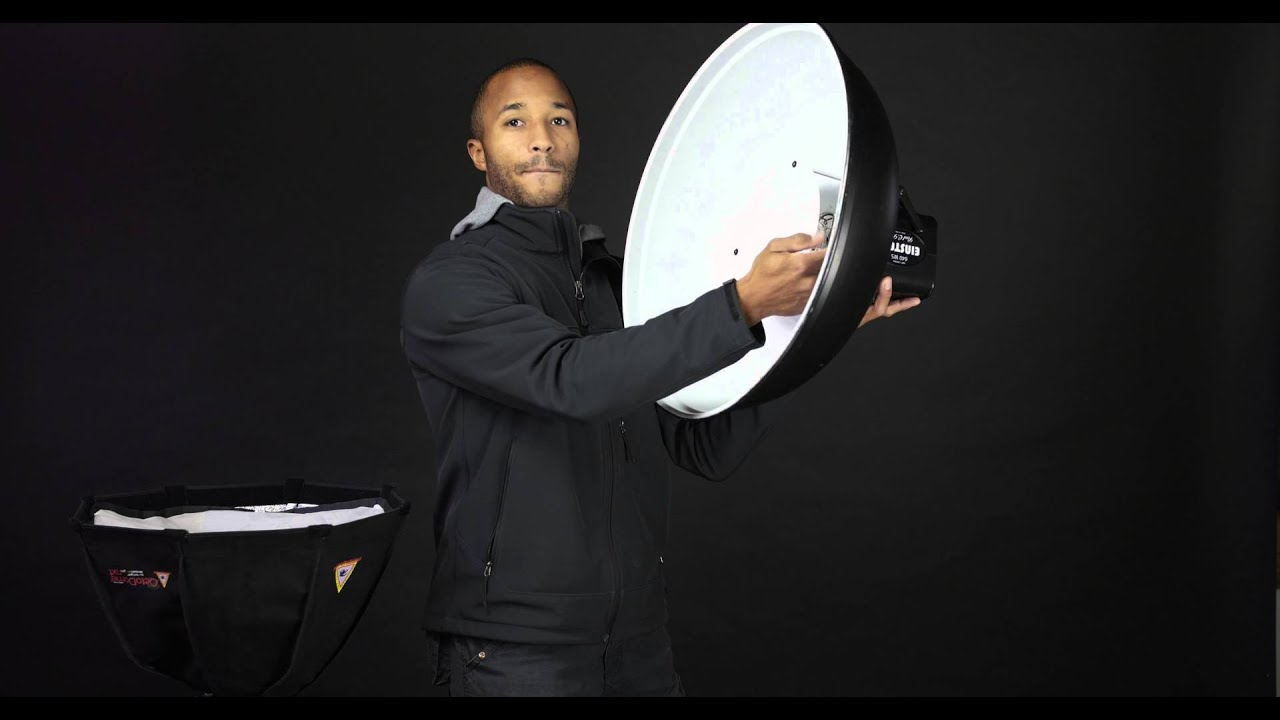 Fotodiox review beauty dish 84