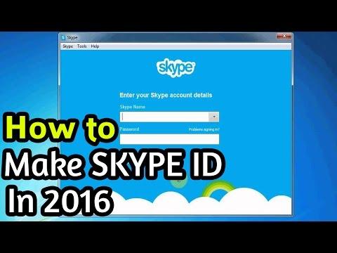 How to Make a Skype Account 2014 (Create Skype ID 2014) Step By Step