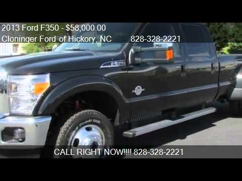 2013 Ford F350  - for sale in Hickory, NC 28602