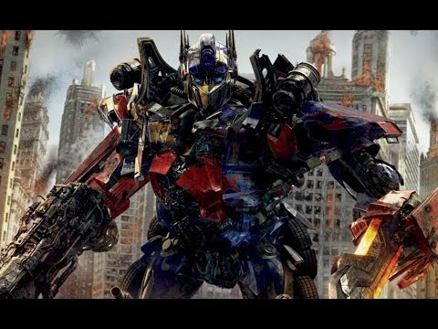 Transformers 3 Dark Of The Moon (Music Video)_Linkin Park - New Divide