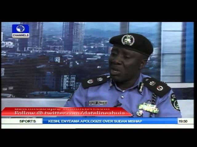 Dateline Abuja: Police Commissioner Discusses FCT Security PT2