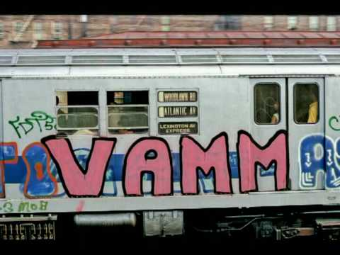 EARLY NEW YORK SUBWAY GRAFFITI 1973-1975 by Keith Baugh Video