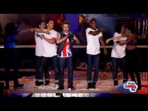 Justin Bieber - Boyfriend (Live at Summertime Ball 2012) Music Videos