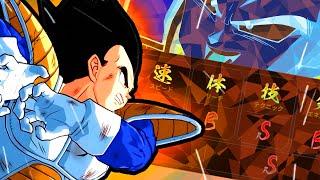 Base Vegeta Breakdown ? Dragon Ball FighterZ Tips & Tricks