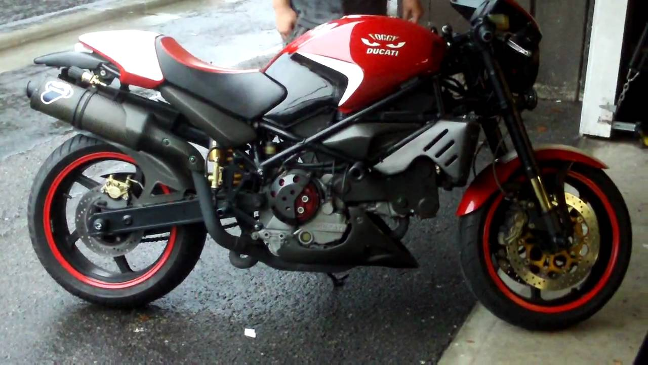 Ducati Monster 916 Cafe Racer Pin 2001 900 Wiring Diagram On Pinterest S4 Foggy You