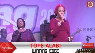 TOPE ALABI WORSHIP | WINNING EDGE 2020