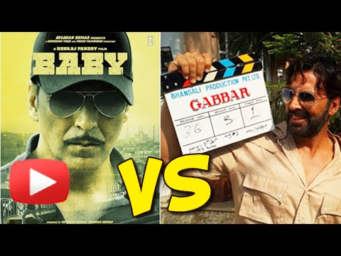 Akshay Kumar - Gabbar Vs Baby - Big Movie Clash of 2015