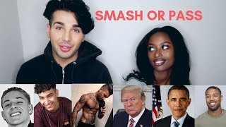 TJAFS! SMASH OR PASS( Don V, Elias Abbas , Donald Trump, Obama Michael b Jordan ...)