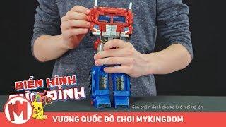 Transformers Đại chiến không gian | Người máy siêu cấp - 30cm