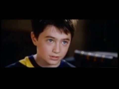 The Original Harry Potter ScreenTests that Started it all - Daniel Radcliffe (Harry)