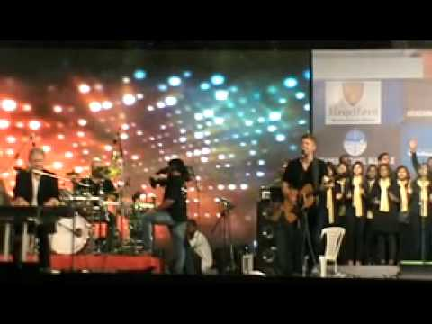 Don Moen at Hyderabad,India.