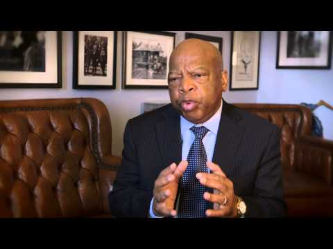 Rep. John Lewis Is A Southerner For The Freedom To Marry video