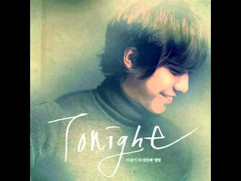 [full Album] 이승기 Lee Seung Gi- 5집 Tonight video