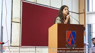 Standup Comedy by College Students | Ahmedabad University Youth Fest 2017