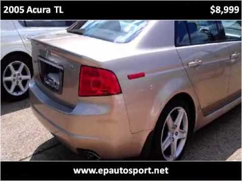 2005 Acura TL Used Cars Camden NJ