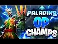 PALADINS   LOW SKILL CHAMPIONS