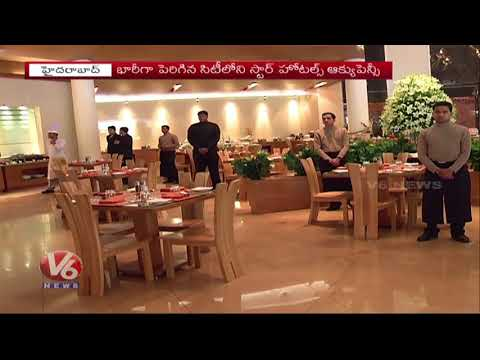 Hospitality Industry In Hyderabad Sees Boom In Occupancy On Rising Tourist Arrivals | V6 News