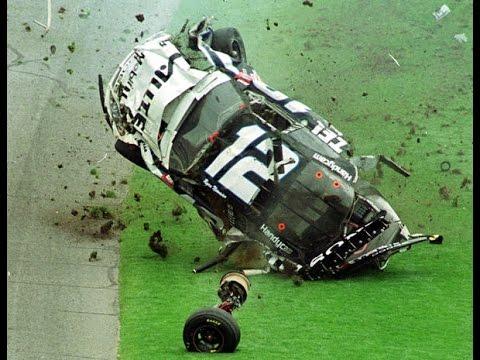 Nascar Crash Compilation #32~Paralyzer