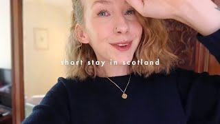 Short Stay in Scotland + Doug & Delilah Day | TWO DAY VLOG | Rhiannon Ashlee Vlogs