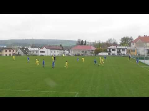 Sestřih branek U15 Jihlava - FCB 1:1 (0:1)