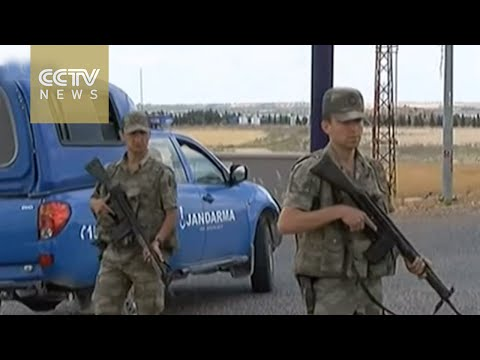Syria's ISIL threatens Turkish border security