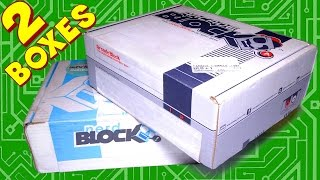 Opening: Arcade Block AND *BONUS* Grab Block (by Nerd Block) February/March Subscription Boxes