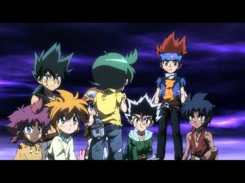 Beyblade Metal Fury (episodes 37-38-39 final) (greek)