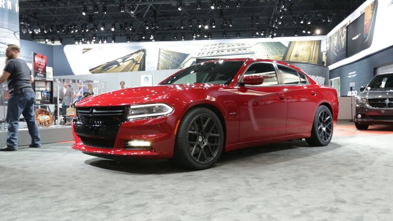 2015 Dodge Charger preview | Consumer Reports - YouTube