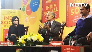 Arun Shourie, Arvind Kejriwal On Who's Winning Social Media War