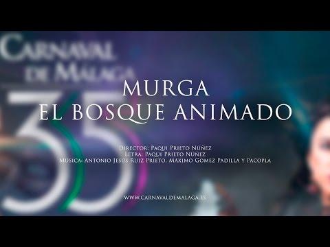 """Carnaval de Málaga 2015 - Murga Infantil """"El bosque animado"""" Semifinales (Fuera de Concurso)"""