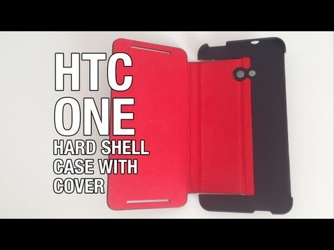 HTC One Double Dip Flip Case with Cover Review