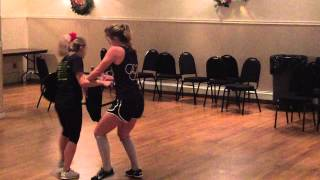 Irish Dance Musical Chairs 2014 Finals