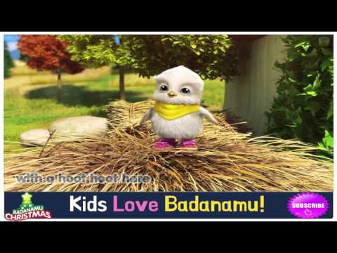 Badanamu ABC Vol.1 - 60mins - Badanamu Song