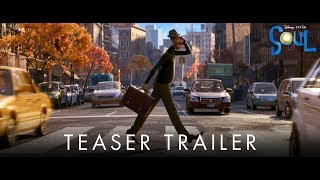 Soul | Disney Pixar | Official Teaser Trailer