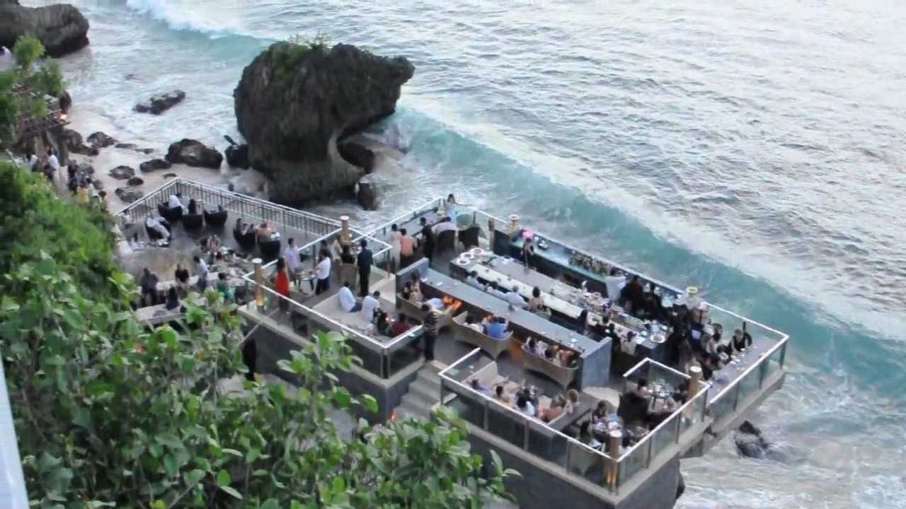Rock Bar Bali, Indonesia foto