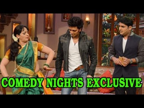 Comedy Nights with Kapil 17th August 2013 FULL EPISODE - GRAND MASTI EXCLUSIVE