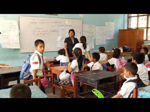 Video: Sesión de Aprendizaje Matemática