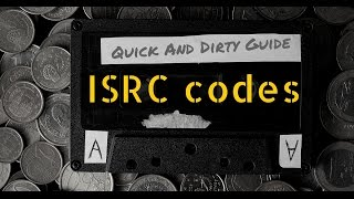 How To Embed ISRC Codes On Your mp3 Song Files