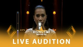 Margareth Soumokil Quot A Question Of Honour Quot  Live Audition 5  Rising Star Indonesia 2016