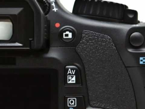 Canon Rebel T2i External Buttons | Training DVD Tutorial Lessons
