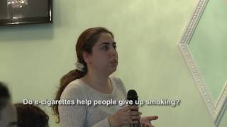 Smoking Conference Subtitled Short Version